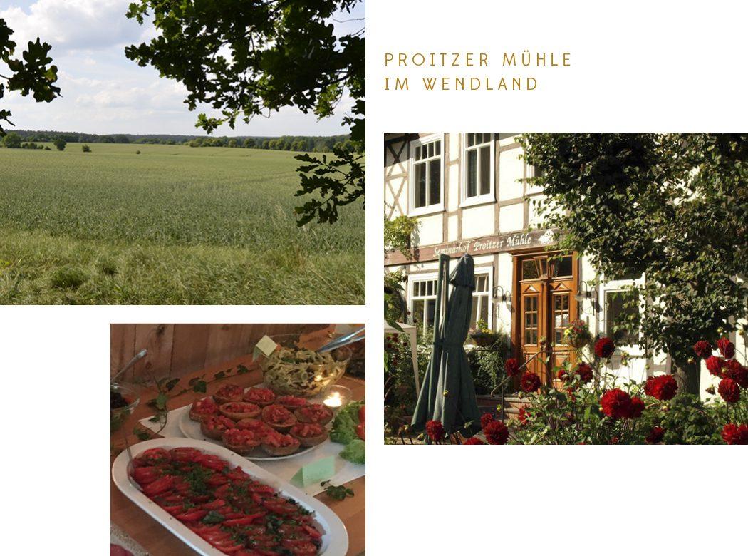 Neue Geomantie - Geomantieausbildung Proitzer Mühle Deutschland